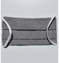 Mascherina Protettiva colore grigio