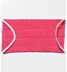 Mascherina Protettiva rosa vivo