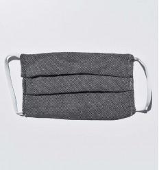 Mascherina Protettiva per bambini grigio scuro