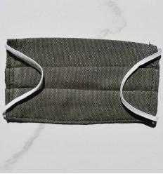 Mascherina Protettiva verde militare