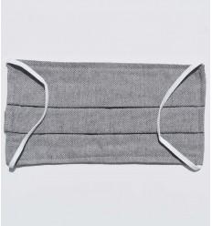 Mascherina Protettiva grigio chiaro