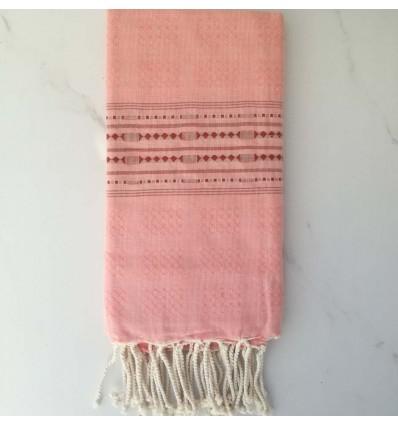 telo mare thalasso rosa chiaro