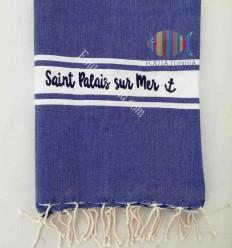 Fouta personalizzato Saint Palais Sur Mer
