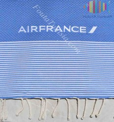 Fouta ricamato AIR FRANCE