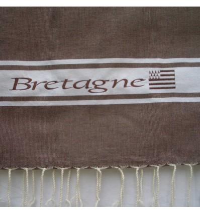Ricamo Bretagne marrone