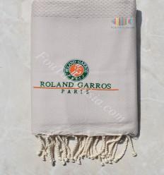 Fouta personalizzato Roland garros
