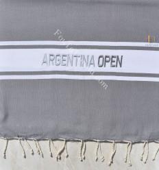 Fouta ricamo ARGENTINA OPEN