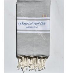Fouta ricamo La Rosa Dei Venti Club LAMPEDUSA