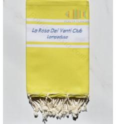 Fouta personalizzato La Rosa Dei Venti Club LAMPEDUSA