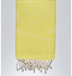 telo mare Bohemian chartreuse giallo
