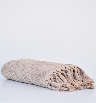 Telo da bagno HAMILCAR beige scuro