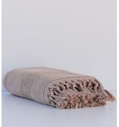 Telo da bagno HANNIBAL beige scuro