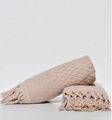 Asciugamano ospite HAMILCAR beige