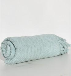 Asciugamano ospite HANNIBAL verde