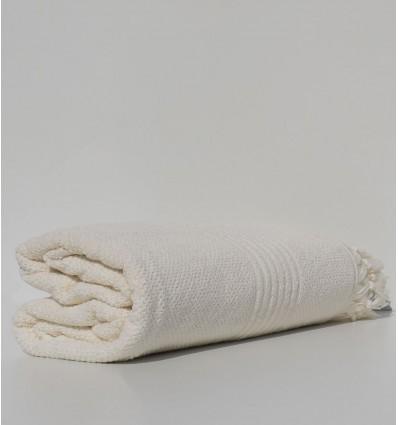 Asciugamani da bagno HANNIBAL écru
