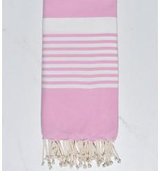 telo mare Artù luce rosa dolce