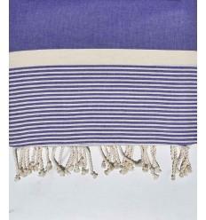 copriletto medio 1.5*2.5m blu scuro lavanda