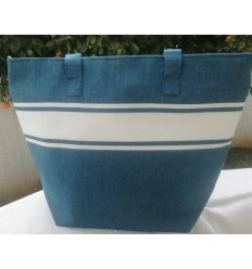 borsa da spiaggia blu bondi