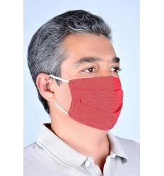Mascherina Protettiva rossa